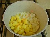 Kremalı Mercimek Çorbası