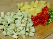 Sebzeli Fırın Tava