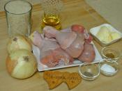 Soğanlı Tavuklu Pilav