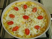 Soğanlı Patatesli Omlet