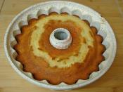 Muzlu Sütlü Kek