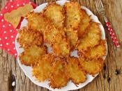 Rendelenmiş Patates Kızartması