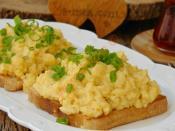 Sütlü Yumurta