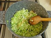 Domatesli Kabak Çorbası