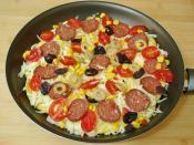 Tavada Patates Pizzası