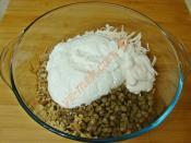 Tavuklu Erişte Salatası