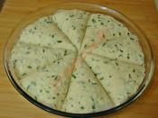 Tepsi Çöreği