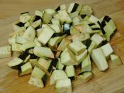 Patlıcanlı Pirinç Pilavı
