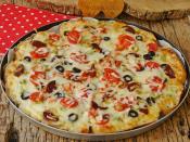 Tepside Bayat Ekmek Pizzası