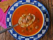 Köfteli Şehriye Çorbası