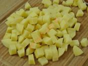 Fırında Patatesli Yumurta