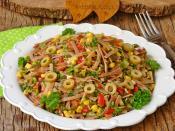 Kavrulmuş Erişte Salatası