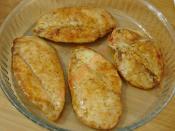 Sebzeli Soslu Tavuk Yemeği