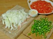 Domatesli Patlıcan Yemeği
