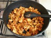 Tavuklu Şehzade Kebabı