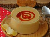 Kavrulmuş Mercimek Çorbası