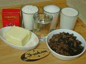 Çikolata Soslu Un Helvası