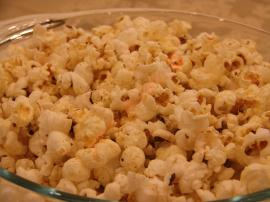 Spicy Popcorn Recipe