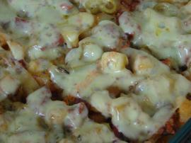 Hamursuz Patates Pizzası