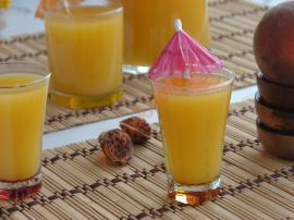 Peach Juice (Unsweetened) Recipe