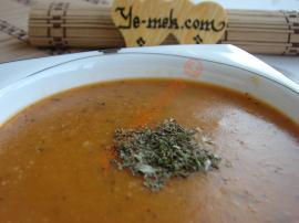 Kolay Ezogelin Çorbası Nasıl Yapılır?