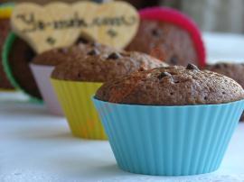 Çikolata Parçacıklı Kakaolu Muffin Nasıl Yapılır?