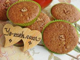 Tarçınlı Cevizli Muffin Nasıl Yapılır?