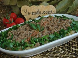 Patlıcan Söğürme (Şanlıurfa Yöresi)