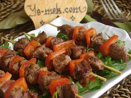 Meat Skewer Recipe