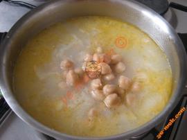Nohut Çorbası