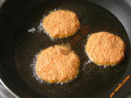 Carrot Patties Recipe