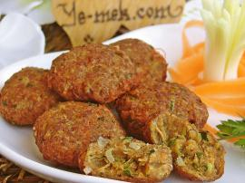 Leek Meatballs Recipe