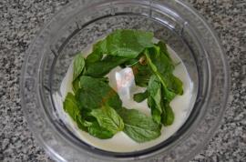 Minty Buttermilk Recipe