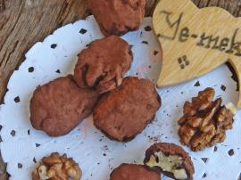 Chocolate Covered Walnut Recipe