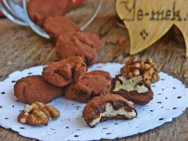 Chocolate Covered Walnut