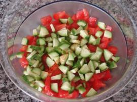Shepherds Salad Recipe