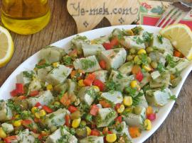 Artichoke Salad Recipe