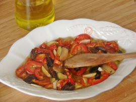 Dried Tomato Flavored Olive Oil Recipe