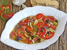 Dried Tomato Flavored Olive Oil Recipe
