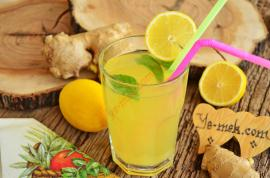 Ginger Lemonade Recipe