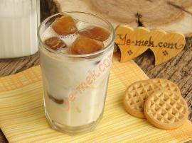 Iced Latte (Sütlü Buzlu Kahve)