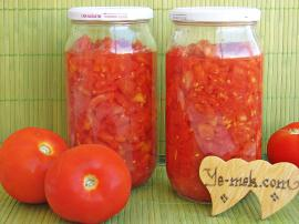 How To Make Winter Tomatoes Preserves