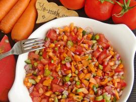 Shepherds Salad With Carrot Recipe