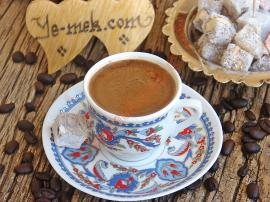 Sparkling Turkish Coffee Recipe
