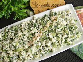 Ricotta Cheese Salad Recipe