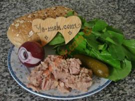 Arugula Tuna Fish Sandwich Recipe