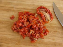Sun Dried Tomato Sandwich Recipe