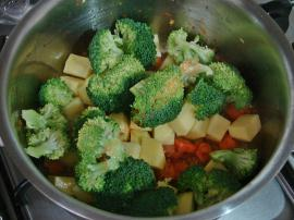 Broccoli With Olive Oil Recipe