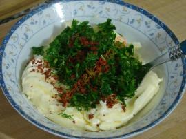 Fresh Herbed Spicy Butter Recipe
