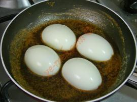 Boiled Eggs With Butter Recipe